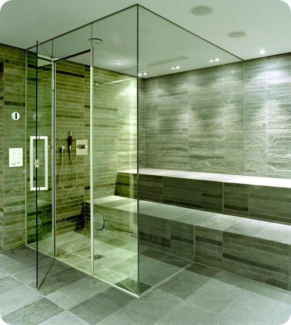 Luxury Master Bathroom Shower